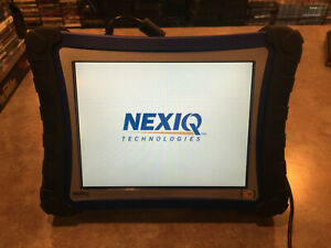 Nexiq Pro link Iq Heavy Duty Truck Diagnostic Scan Tool Like New See Details