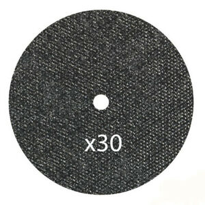 30 Pack 7 X 1 16 X 7 8 Cutting Disc Metal Steel Freehand Cut off Wheel