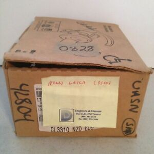 Used In Opened Box Corbin Russwin Cl3310 Nzd 605 Lever Handle Missing Latch