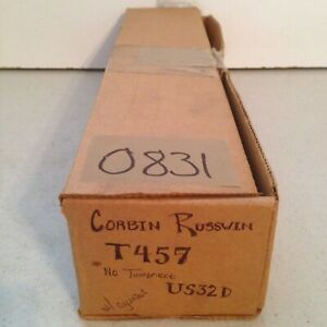New In Opened Box Corbin Russwin T457 Us32d Trim Handle No Thumbpiece