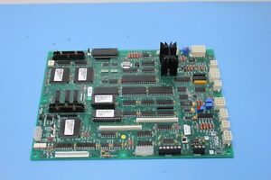 York Chiller Control Board 031 01065 002 Rev G