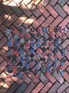 Large Lot Of 100 Vintage Industrial Water Faucet Garden Handles 2 To 4