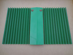 John Deere 60 620 630 720 730 Set Of Grill Screens And Center Plate