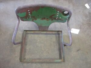 John Deere 720 730 830 Es Electric Start Non float ride Seat