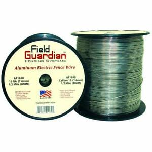 16 guage Electrical Wire Aluminum Wire 1 2 Miles Pet Supplies