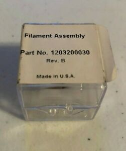 Thermo Scientific Filament Assembly 1203200030