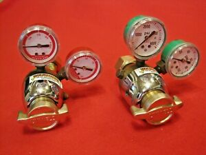 Welding Regulators Oxygen Acetylene fuel Gas Uniweld Next Day Shipping Torch