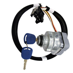 Ignition Switch Ford 7740 8240 5640 8340 6640 7840 New Holland Ts110 Ts100 Ts90