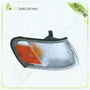 18 1921 00 Left Park Signal Lamps For 1993 1997 Toyota Corolla