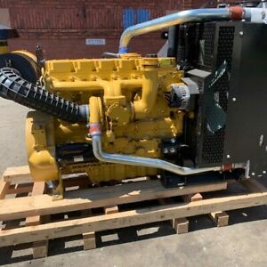 Caterpillar C6 6 Power Unit 202hp New Diesel Engine For Sale Complete