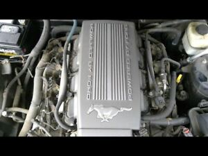 Mustang 2007 Engine Cover 300051
