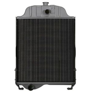 At48171 Radiator For John Deere Tractor 1520 300b 301a 302 W o Oil Cooler