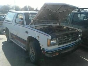 Oem Manual Transmission 4wd Fits 83 89 Blazer S10 Jimmy S15 213790