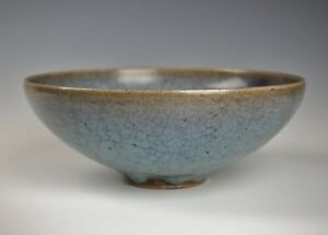 Exquisite Northern Song Dynasty Jun Ware Bowl Antique Chinese Purple Splashed