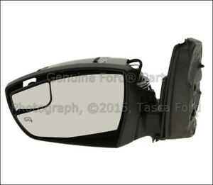 New Oem Lh Side Rear View Outer Mirror Assembly 2013 Ford Escape cj5z 17683 ea