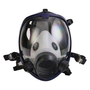 7 In 1 Facepiece Respirator Painting Spraying For 3 M 6800 Full Face Gas Mask To