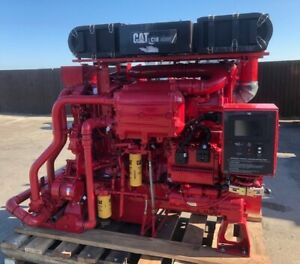 2013 Caterpillar C7 Power Unit Diesel Engine For Sale New Surplus