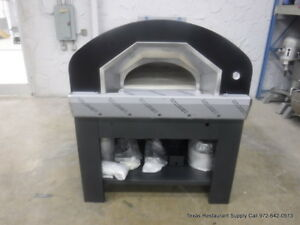 New Fontana Wood Fired Pizza Oven