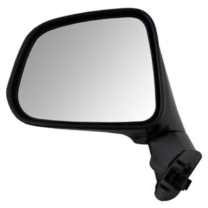 New Drivers Power Side View Mirror Glass Housing Chevy Captiva Sport Saturn Vue