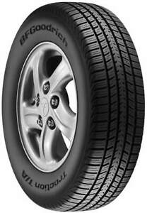 1 New Bfgoodrich Traction T A Spec Tire P235 55r16