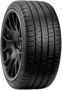 1 New Michelin Pilot Super Sport Tire 255 35zr18 xl