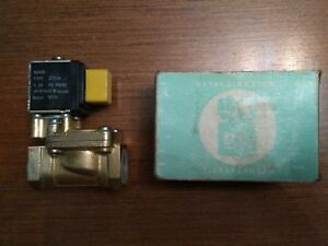 Sirai Electromagnetic Solenoid Valve Z723a 1 2 24v 50 60 Hz made In Italy