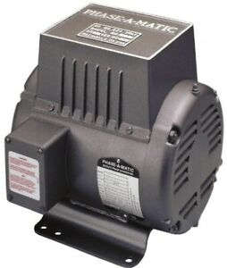 Phase A Matic 5hp Rotary Phase Converter R5