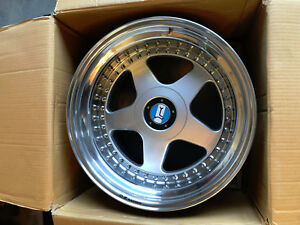 Detomaso Pantera Wheels Oz Racing 18 Inch Set Of 5 New
