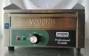 Waring Commercial 14 Professional Griddle Wgr140