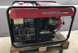 Honda Eb11000 Power Generator