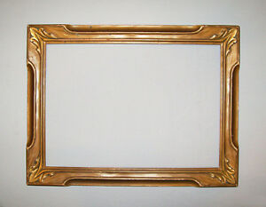 Old Antique Vtg Early 20th C 1920s Boston School Arts And Crafts Picture Frame