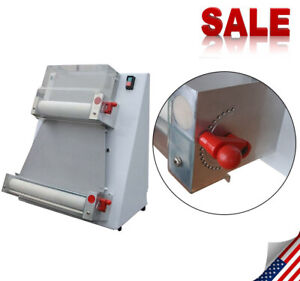 Best Automatic Pizza Dough Roller Sheeter Machine For Pizza Bread Dough Rolling