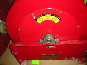 Reelcraft Hose Reel Model D9350 Ompbw Oil Hose Reel 24534