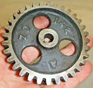 6hp Fairbanks Morse Z Magneto Gear Zc142a For Sumter Old Gas Engine Fm