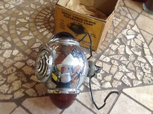 Nib 3 in 1 Clearance Light Rare Vintage Truck Dietz 340 Auto Trailer Glass Lens
