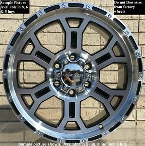 4 New 16 Wheels Rims For Ford F 150 Heritage Lincoln Blackwood Navigator 3934