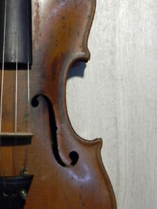 Fine Old Stainer By Glassl 4 4 Quality Violin Fiddle Violon Geige 1880