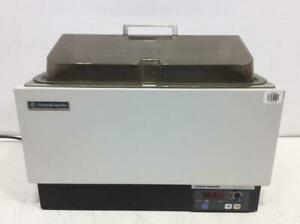 Fisher Scientific Isotemp Waterbath Model 28l m 7 39682 Gallons