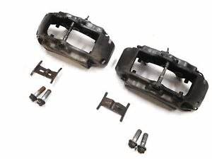 2004 2015 Vw Audi Q7 4l Touareg Front Abs Disc Brake Caliper Set 2 brembo