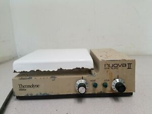 Thermolyne Nuova Ii Hot Plate Stirrer