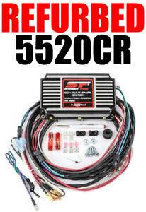 Msd 5520cr Reconditioned Ignition Box Msd Street Fire Digital Cd