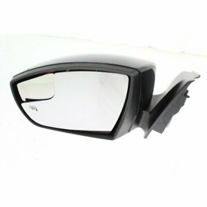 Mirror New Left Hand Heated Driver Side Lh F1ez17683p For Ford Focus 2015 2018