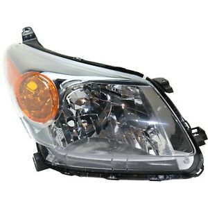 Halogen Headlight For 2013 2014 Scion Xd Right Capa