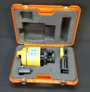 Geotop Gl 3 Rechargeable Laser Level With Receiver Clamp 82