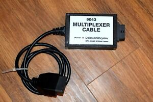 Chrysler Multiplexer Cable Ch9043 For Drb 3 Scanner Mux For Sprinter Crossfire