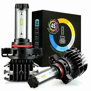 Jdm Astar 2x 4s Led 2504 Psx24w Fog Light Bulbs For Chrysler Subaru Jeep Dodge
