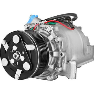 A C Ac Compressor For Honda Civic 1 8l 2006 2007 2008 2009 2010 2011 38810rnaa02