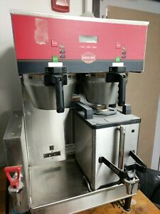 Bunn Commercial Dual Coffee Maker Seattle s Best Model
