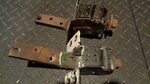 Mg Mgb Door Hinge Set