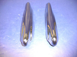 Pair Of Vintage 1930 s Bumper Guards Mfrb